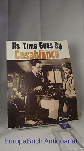 As Time Goes By : Casablanca Words and Music by Herman Hupfeld. Order Ref. 3321,