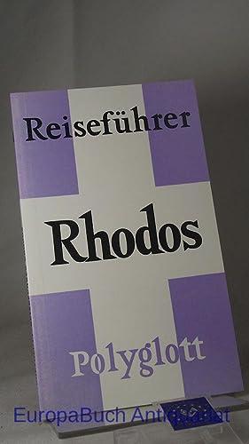 Rhodos : Polyglott Reisführer Verfasser: Klaus Gallas: Gallas, Klaus: