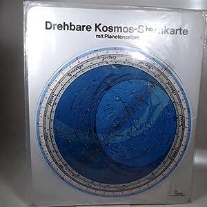 Drehbare Kosmos-Sternkarte : Mit Planetenzeiger; drehbare Sternkarte: Heermann, Hanns-Joachim (Bearb.):