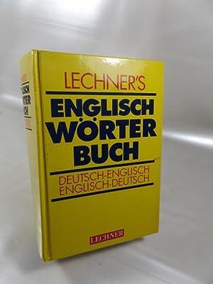 Dictionary German, Wörterbuch Englisch