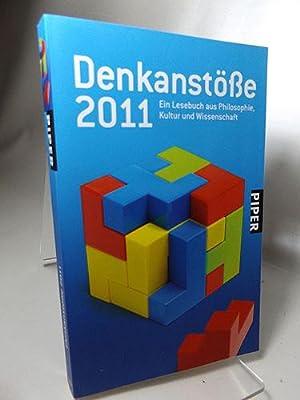 Denkanstöße 2011: Ein Lesebuch aus Philosophie, Kultur: Göttermann, Lilo (Herausgeberin):