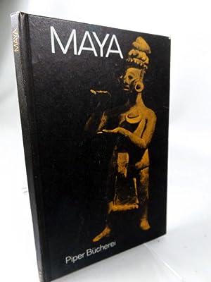 Maya : Indianische Kunst aus Mittelamerika. Piper: Anton, Ferdinand: