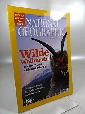 National Geographic Deutschland - 12/2013 - Wilde: Brunner (Chefred.), Dr.