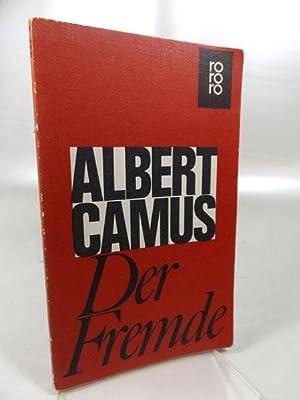 Der Fremde Ins Deutsche übertragen von Georg: Camus, Albert:
