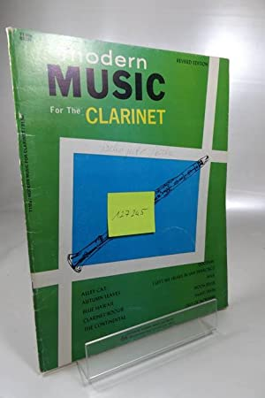 modern Music for the Clarinet Revised edition