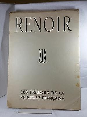 Renoir, XIX Siecle Les Trésors de la: Skira, Albert: