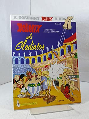 Asterix als Gladiator - Band 3.