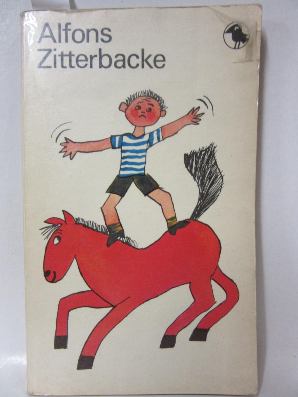 Alfons Zitterbacke. Die heiteren Geschichten eines Pechvogels,: Holtz-Baumert, Gerhard: