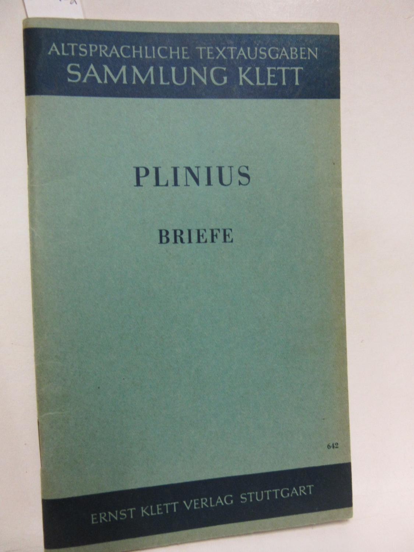 Briefe Von Plinius : Plinius zvab
