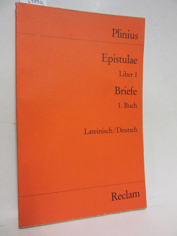 Briefe Von Plinius : Epistulae briefe von plinius zvab