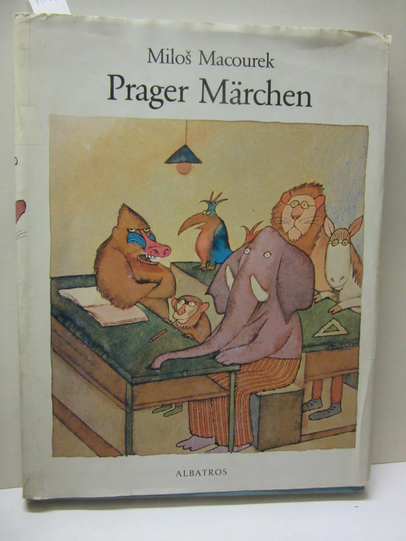 Prager Märchen. Illustriert von Adolf Born. Aus: Macourek, Milos: