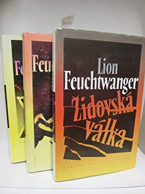 Zidovska valka/ Synove/ Zasliberna zeme (Trilogie Josephus: Feuchtwanger, Lion: