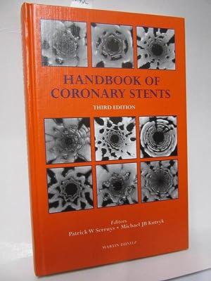 Handbook of Coronary Stents. Third Edition. Editors