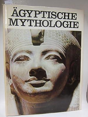 Ägyptische Mythologie. Mit 25 farbigen und über: Ions, Veronica: