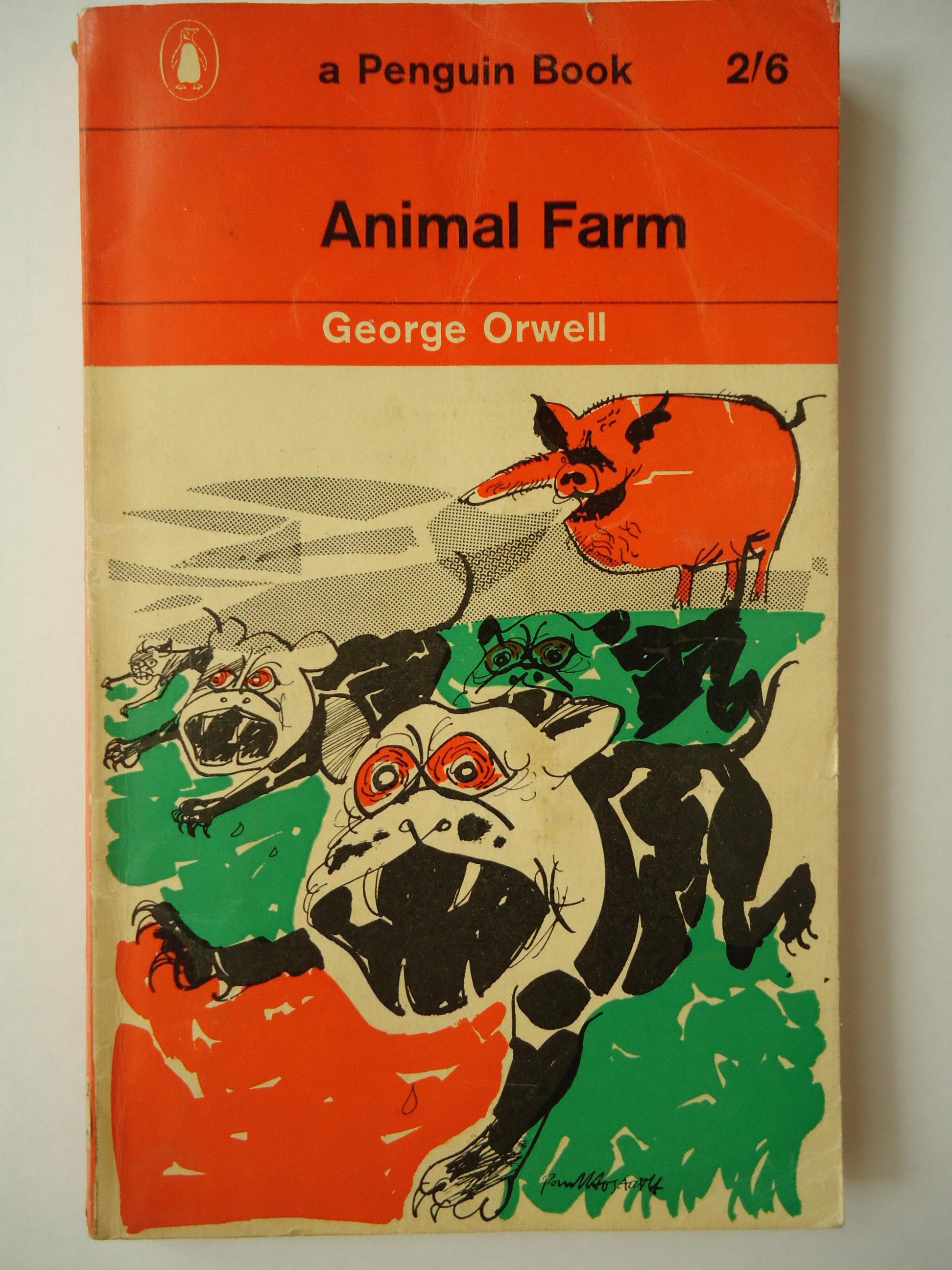 George Orwell Animal Farm Seller Supplied Images Abebooks