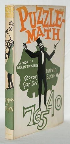 PUZZLE-MATH: Gamow, George &