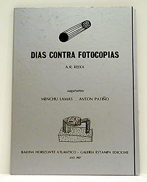 DÍAS CONTRA FOTOCOPIAS: Antón R. Reixa/MENCHU LAMAS y ANTON PATIÑO