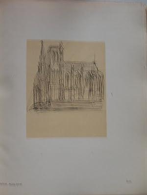 Les Cathédrales De France: RODIN Auguste