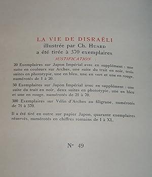 La Vie Distraeli 1/50 sur Japon avec suites: MAUROIS André