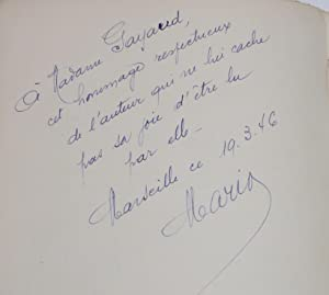 Tendres Confidences Poémes Avec Envoi: MARIO D' AMOR