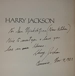 Harry Jackson Forty Years of His Work 1941-1981: Collectif
