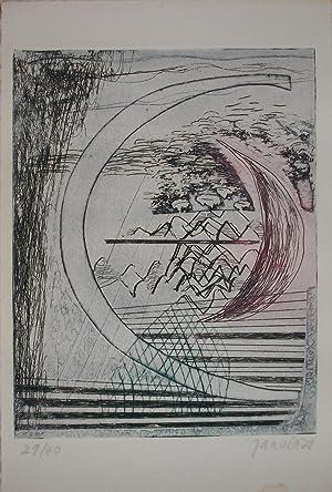 Copeaux du vent. Orné par Frantisek Janula: LESCUN, François
