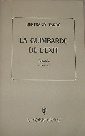 La Guimbarde de l' Exit: Bertrand TARDE