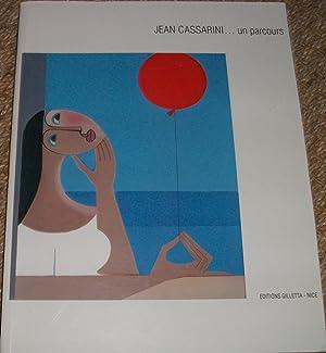 JEAN CASSARINI.un parcours