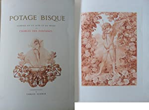 Potage Bisque: Charles Des FONTAINES