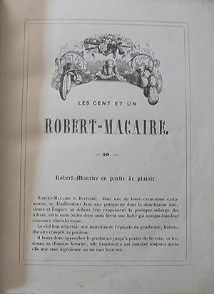 Les Cent et Un ROBERT-MACAIRE: Honré DAUMIER
