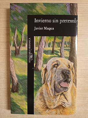 INVIERNO SIN PRETEXTO: Maqua, Javier