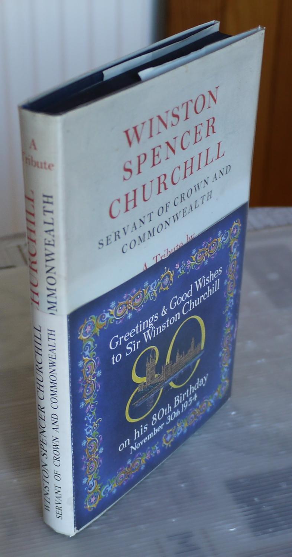 Winston Spencer Churchill Servant of the