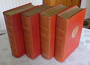 Marlborough his Life and Times (4 Volumes): Churchill,Winston,S.
