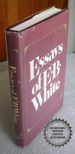 essays of eb white the geese