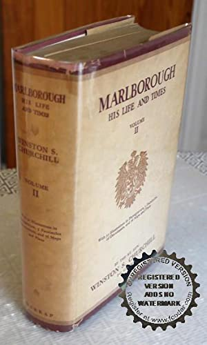 Marlborough His Life and Times:Volume II: Winston S.Churchill
