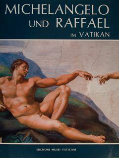 MICHELANGELO und RAFFAEL mit Botticelli-Perugino-Signorelli-Ghirlandaio und Rosselli im VATIKAN. Alles aus der Sixtinischen Kapelle, die Kapelle des Heiligen Paulus, den Stanzen und Loggen.
