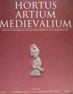 HORTUS ARTIUM MEDIEVALIUM. Journal of the International