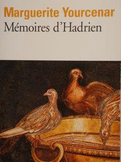 MEMOIRES D'HADRIEN.: YOURCENAR MARGUERITE
