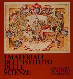 I MATERIALI DELL'ISTITUTO DELLE SCIENZE. Università degli: RAIMONDI E. (e
