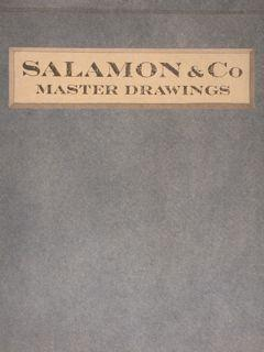 Salamon & Co. Mater Drawings 2010.: Orlando Anna