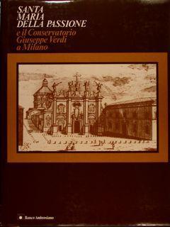 SANTA MARIA DELLA PASSIONE e il Conservatorio: PAREDI A.