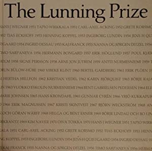THE LUNNING PRIZE.: DAHLBACH LUTTERMAN H.,
