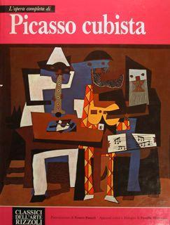 L'OPERA COMPLETA DI PICASSO CUBISTA.: MINERVINO F.