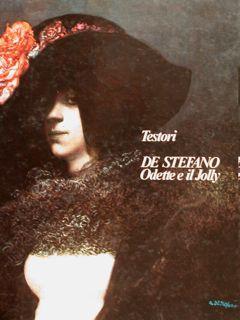 DE STEFANO Odette e il Jolly.: TESTORI G.
