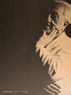 Leo Grewenig. Malerei 1922-1986.: AAVV.