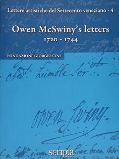 Lettere artistiche del Settecento veneziano - 4.: Llewellyn T.D.