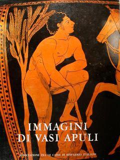 Immagini di vasi Apuli.: Paribeni Enrico