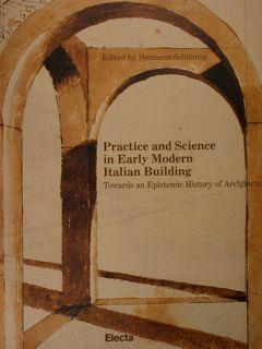 Practice and Science in Early Modern Italian: Schlimme Hermann