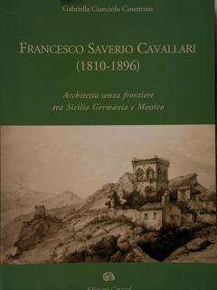 Francesco Saverio Cavallari (1810-1896)