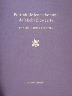 PORTRAIT DE JEUNE HOMME DE MICHAEL SWEERTS: DAMIAN VERONIQUE
